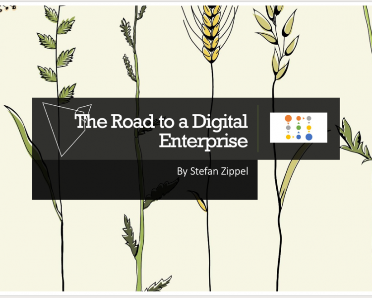 The road to a digital enterprise